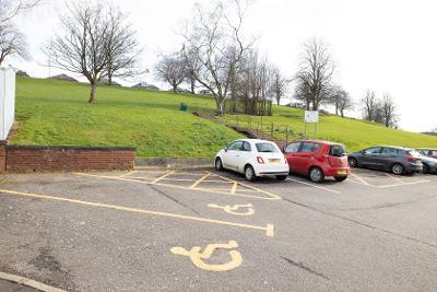 Clarkston car park