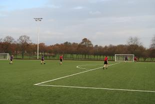 An image relating to Book an outdoor sports pitch