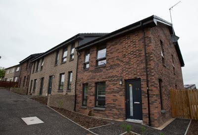 New council house development