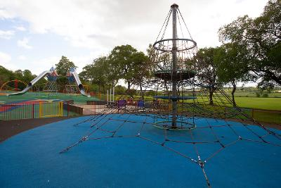 Cowan Park playarea