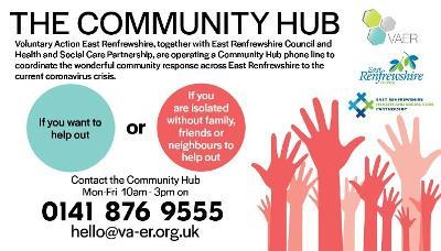 The community hub