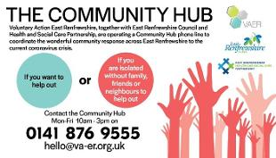 An image relating to Community helpline in place to support those isolated