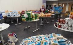 An image relating to Humanitarian Food Hub opens