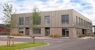The Greenlaw Works exterior