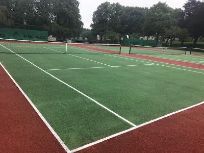 Cowan Park tennis courts