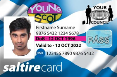Young Scot national entitlement card
