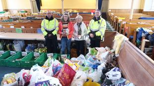 An image relating to East Renfrewshire Foodbank to move to new Barrhead location