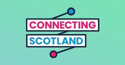 Connecting Scotland logo