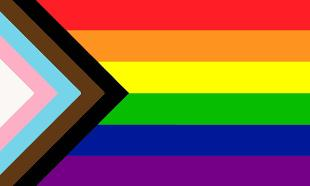 An image relating to East Renfrewshire celebrates Pride