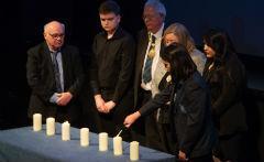 Holocaust memorial event