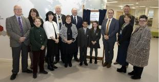 An image relating to Official opening held at new £15m East Renfrewshire school