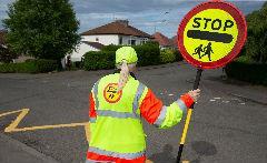 School crossing patroller