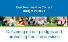 An image relating to East Renfrewshire budget set for 2020/21