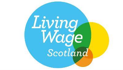 Living Wage Scotland logo