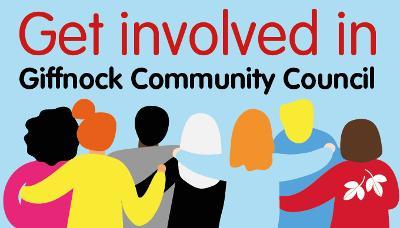 Giffnock Community Council graphic