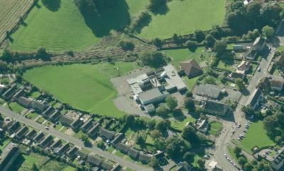 Neilston learning campus site
